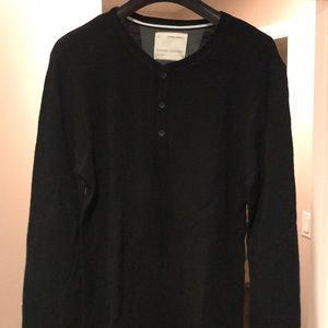 Men's Banana Republic Henley Shirt